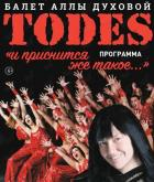 "Балет Аллы Духовой ""TODES"""